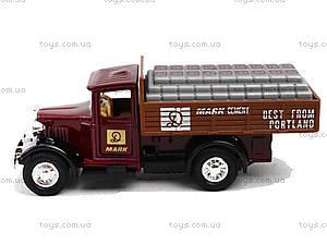 Модель машины Antique Lorry, 99350W(b), игрушки