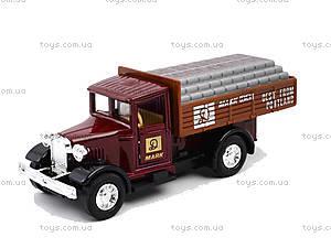 Модель машины Antique Lorry, 99350W(b), детские игрушки