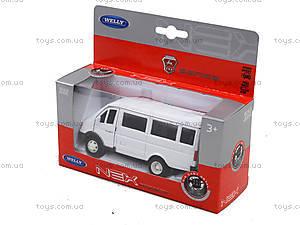 Машина ГАЗ 3221, 42387A-W, магазин игрушек