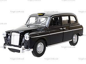 Набор машинок Welly «Лондонский автобус и такси», 99930-2G, купить