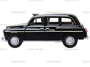 Набор машинок Welly «Лондонский автобус и такси», 99930-2G, отзывы