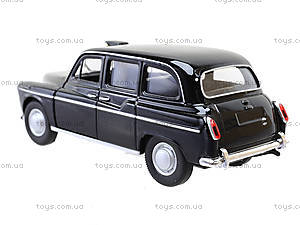 Набор машинок Welly «Лондонский автобус и такси», 99930-2G, игрушки