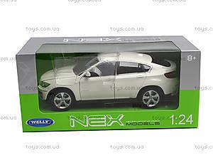 Машина BMW X6, 24004W