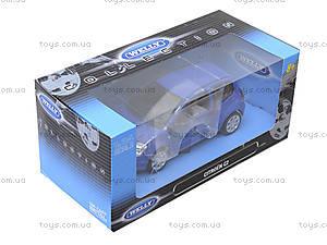 Коллекционная машинка Citroёn C2, 22455W, toys.com.ua