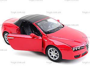 Игрушечный автомобиль  Alfa Spider, 22484H-W, отзывы