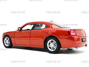 Машина Dodge Charger, 22476S-W, купить