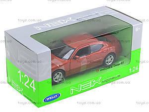 Машина Dodge Charger, 22476S-W, фото