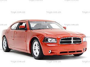 Машина Dodge Charger, 22476S-W, цена