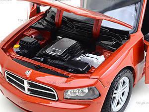 Машина Dodge Charger, 22476S-W, toys.com.ua