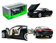 Коллекционная машина Jaguar Xk Coupe 6, 22470W, отзывы