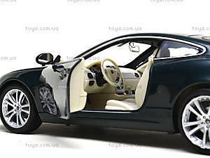 Коллекционная машина Jaguar Xk Coupe 6, 22470W, игрушки