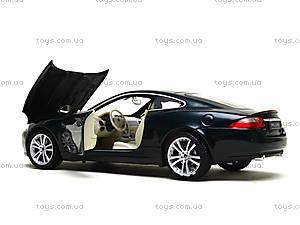Коллекционная машина Jaguar Xk Coupe 6, 22470W, магазин игрушек