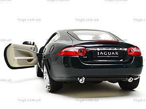 Коллекционная машина Jaguar Xk Coupe 6, 22470W, toys.com.ua