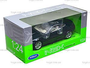Коллекционная машина Jaguar Xk Coupe 6, 22470W, toys