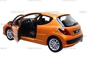 Модель автомобиля Peugeot 207, 22492W, купить
