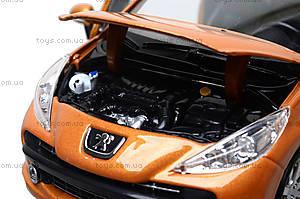 Модель автомобиля Peugeot 207, 22492W, отзывы