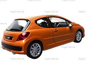 Модель автомобиля Peugeot 207, 22492W, цена