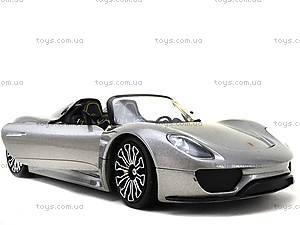 Модель машины Porsche 918 Spyder, 24031W, фото