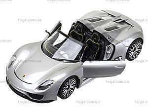Модель машины Porsche 918 Spyder, 24031W, toys.com.ua