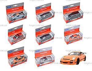 Коллекционная модель автомобиля, 8 видов, 49720G-K14-E