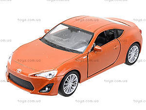 Коллекционная модель автомобиля, 8 видов, 49720G-K14-E, детский