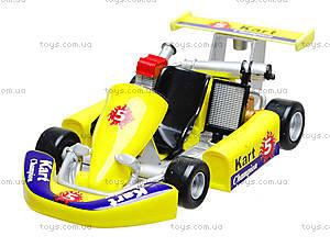 Игрушечная машина для картинга Go-Kart, 92670W, купить
