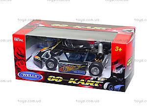 Игрушечная машина для картинга Go-Kart, 92670W, фото