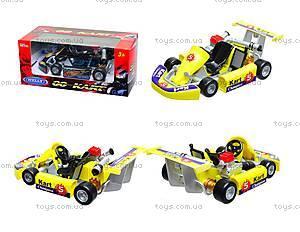 Игрушечная машина для картинга Go-Kart, 92670W