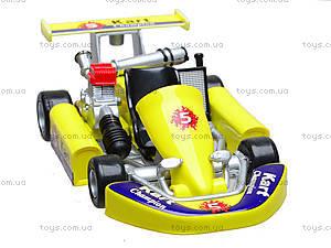 Игрушечная машина для картинга Go-Kart, 92670W, цена
