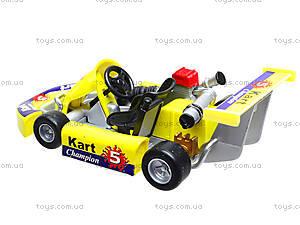 Игрушечная машина для картинга Go-Kart, 92670W, магазин игрушек