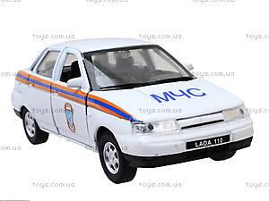 Коллекционная модель авто Lada «МЧС», 42386RE-W, фото