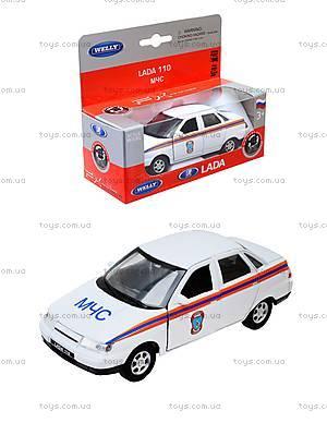 Коллекционная модель авто Lada «МЧС», 42386RE-W