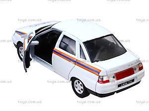 Коллекционная модель авто Lada «МЧС», 42386RE-W, отзывы