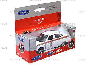 Коллекционная модель авто Lada «МЧС», 42386RE-W, игрушки