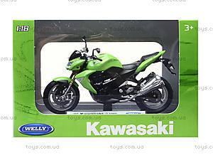 Игрушечный мотоцикл для детей Welly, 19660-24PWD(A), игрушки