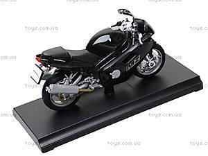 Игрушечный мотоцикл для детей Welly, 19660-24PWD(A), детские игрушки