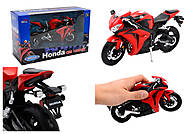 Мотоцикл HONDA 2009 CBR1000RR, 62804W, фото