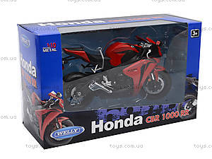 Мотоцикл HONDA 2009 CBR1000RR, 62804W, toys.com.ua