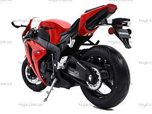 Мотоцикл HONDA 2009 CBR1000RR, 62804W, toys