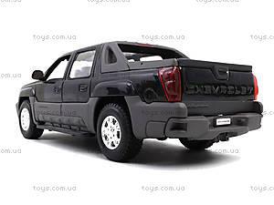Машина Chevrolet Avalanche 2002, 22094W, отзывы