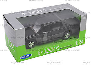 Машина Chevrolet Avalanche 2002, 22094W, toys.com.ua