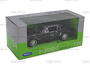 Модель Ford Mustang Coupe, масштаб 1:24, 22451W, toys.com.ua