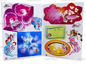 Альбом для наклеек «Winx. Красивые открытки», К488001Р, купить