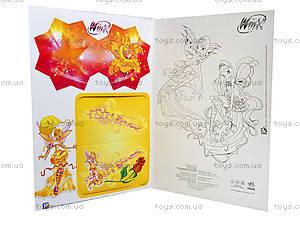Альбом для наклеек «Winx. Красивые открытки», К488001Р, фото