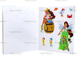 Альбом для наклеек «Мир Флоры», Р475031Р, фото