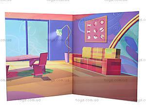 Альбом для наклеек «Мир Флоры», Р475031Р, игрушки