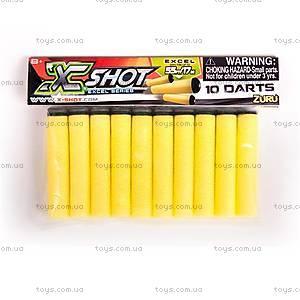 Набор дополнительных патронов X-Shot, 3617Q