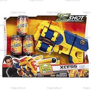 Скорострельный бластер X-Shot XCESS, 3622