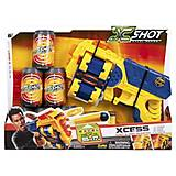 Скорострельный бластер X-Shot XCESS, 3622, фото