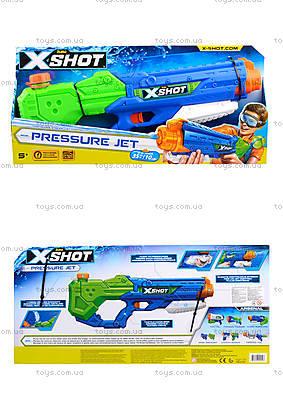 "X-Shot Водный бластер ""Pressure Jet"", 56100"
